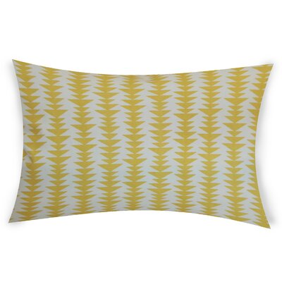 Colter Cotton Throw Pillow Color: Yellow