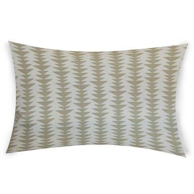 Colter Cotton Throw Pillow Color: White