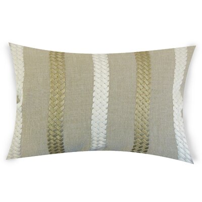 Ernesto Throw Pillow Color: Beige