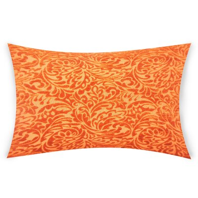 Gilsey Throw Pillow Color: Orange