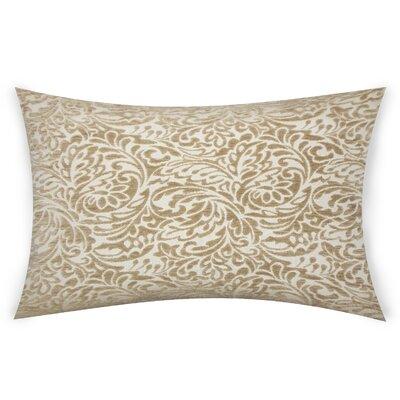 Gilsey Throw Pillow Color: Brown