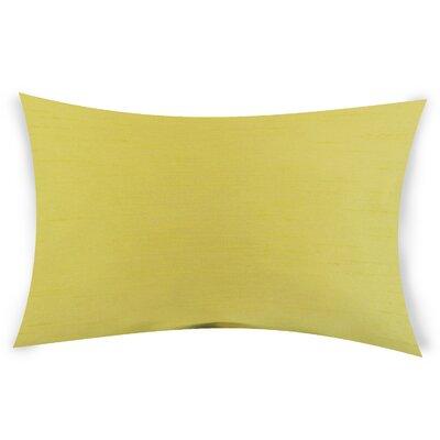Hawtree Lumbar Pillow Color: Yellow