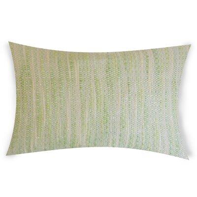 Hazelip Lumbar Pillow Color: Green