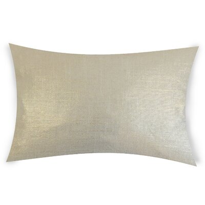 Mcconnell Lumbar Pillow Color: Yellow