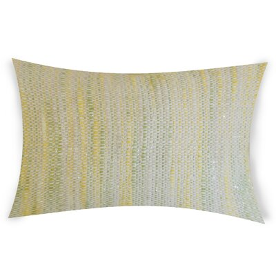 Hazelip Lumbar Pillow Color: Yellow