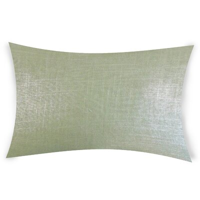 Mcconnell Lumbar Pillow Color: Turquoise