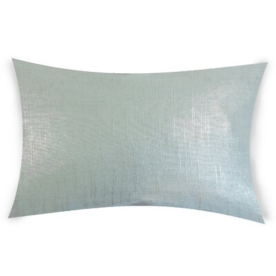 Mcconnell Lumbar Pillow Color: Blue