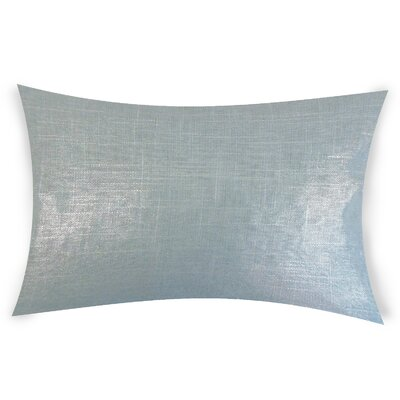 Mcconnell Lumbar Pillow Color: Teal
