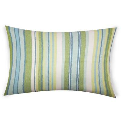 Hayashi Lumbar Pillow Color: Green