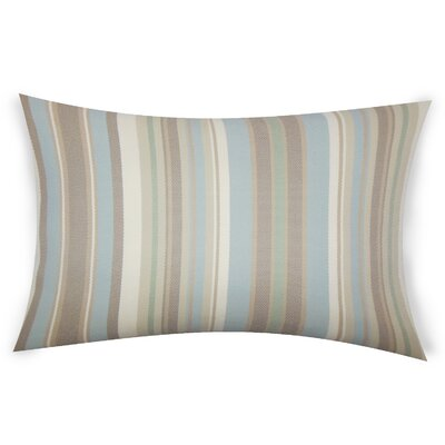 Hayashi Lumbar Pillow Color: Blue