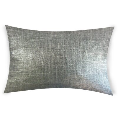 Mcconnell Lumbar Pillow Color: Gray
