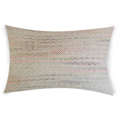 Hazelip Lumbar Pillow Color: Cream