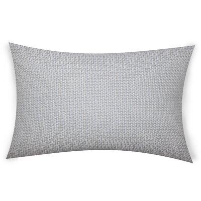 Escudero Cotton Lumbar Pillow Color: Gray