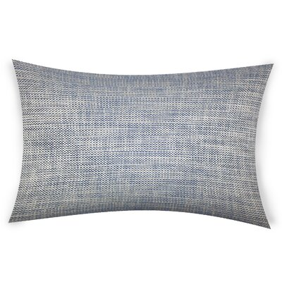 Haycraft Lumbar Pillow Color: Blue