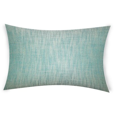 Haycraft Lumbar Pillow Color: Turquoise
