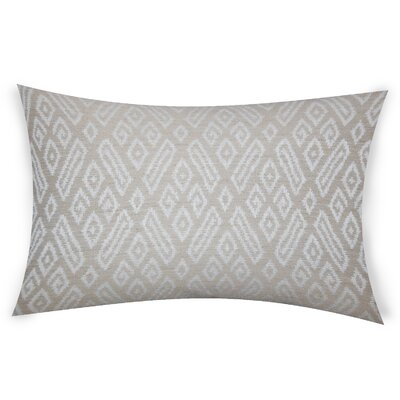 Oboyle Lumbar Pillow Color: Gray