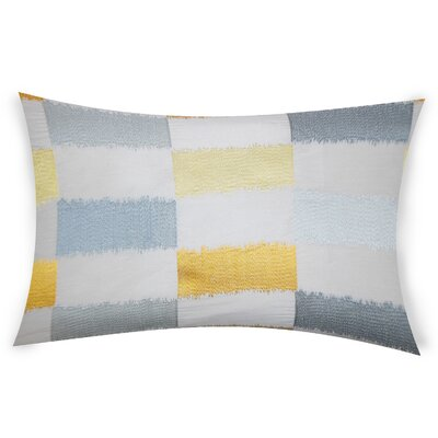 Ogburn Lumber Pillow Color: Gray