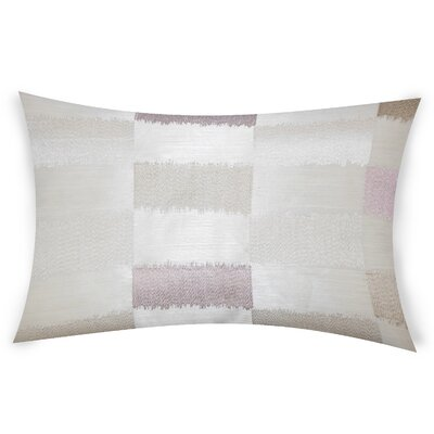 Ogburn Lumber Pillow Color: Dust