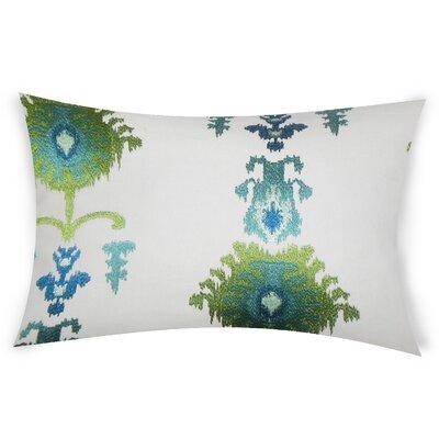 Gorden Lumbar Pillow Color: Blue