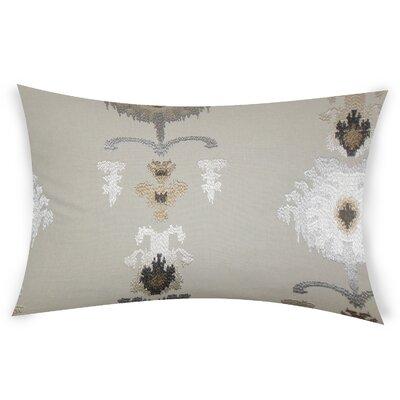 Gorden Lumbar Pillow Color: White