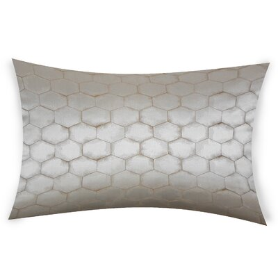 Harney Lumbar Pillow Color: Beige