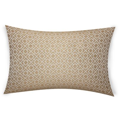 Esquibel Lumbar Pillow Color: Beige