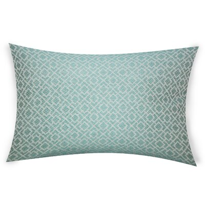 Esquibel Lumbar Pillow Color: Blue