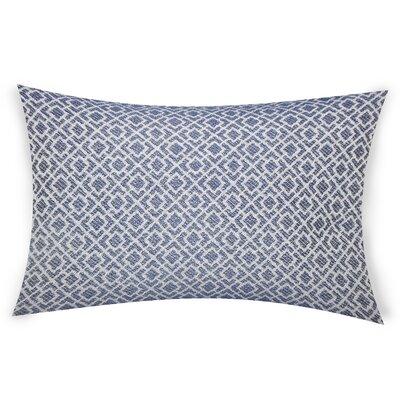 Esquibel Lumbar Pillow Color: Navy