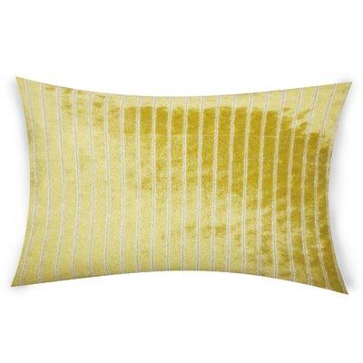 Goodge Lumbar Pillow Color: Green