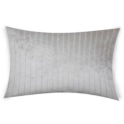 Goodge Lumbar Pillow Color: Gray