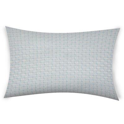 Ocallaghan Lumbar Pillow Color: Turquoise