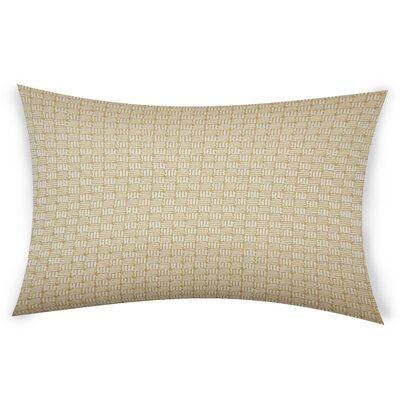 Ocallaghan Lumbar Pillow Color: Beige