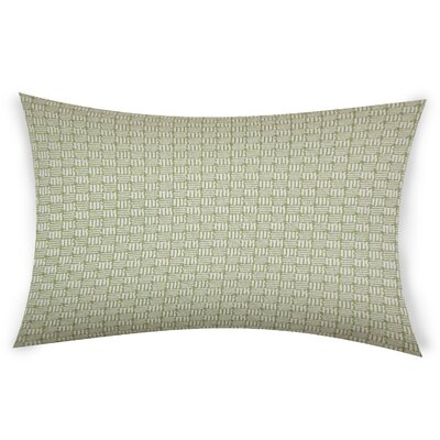 Ocallaghan Lumbar Pillow Color: Light Green