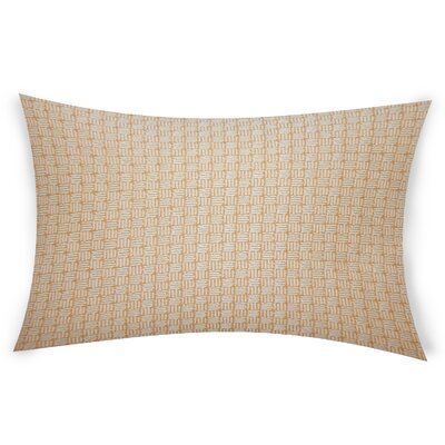 Ocallaghan Lumbar Pillow Color: Cream