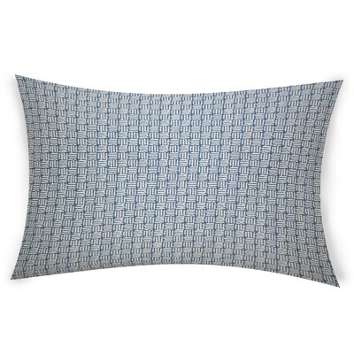 Ocallaghan Lumbar Pillow Color: Blue
