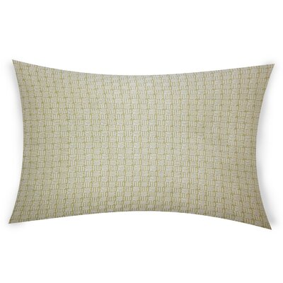 Ocallaghan Lumbar Pillow Color: Green