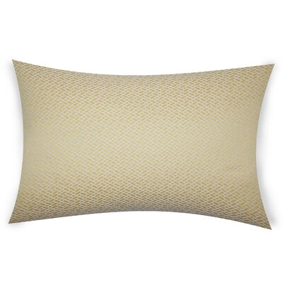 Glenwhirry Throw Pillow Color: Yellow