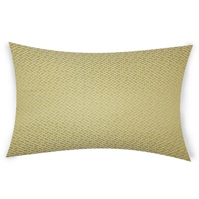 Glenwhirry Throw Pillow Color: Peridot