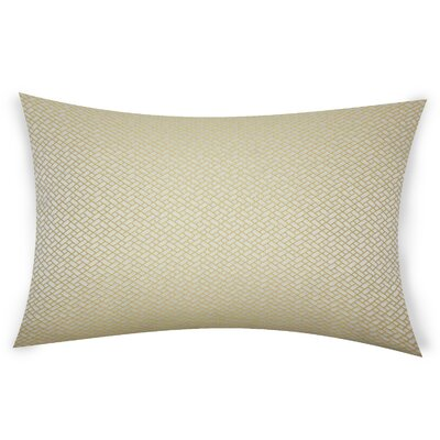 Glenwhirry Throw Pillow Color: Cream