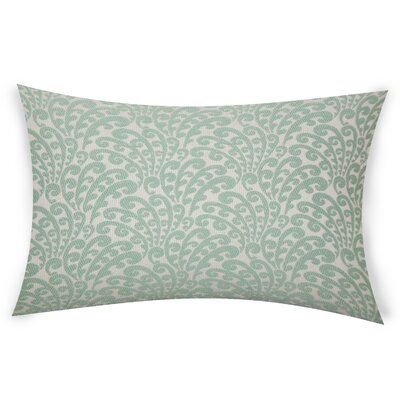 Lavulo Throw Pillow Color: Turquoise