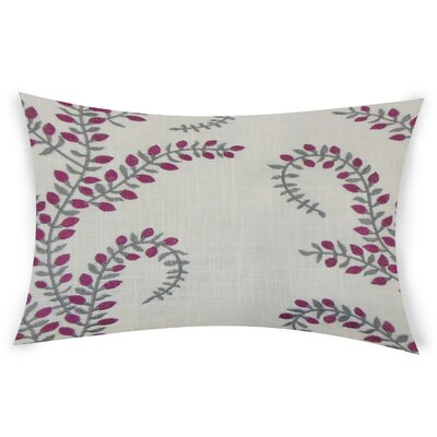 Heaney Linen Lumbar Pillow