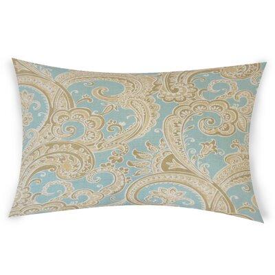 Odoms Lumbar Pillow Color: Orange