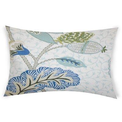 Ogilvie Lumbar Pillow Color: Turquoise