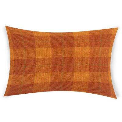 Wang Wool Lumbar Pillow Color: Gray