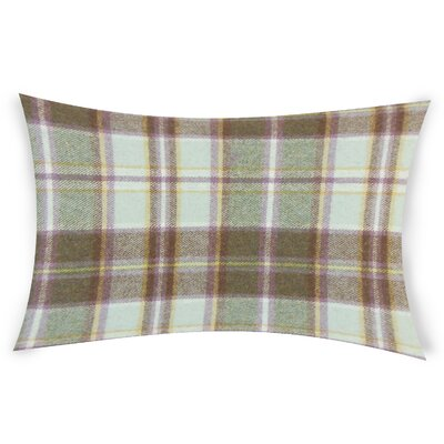 Feeley Wool Throw Pillow Color: Brown