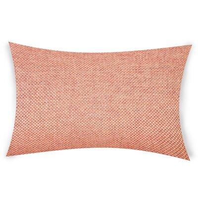 Hayhurst Lumbar Pillow Color: Orange