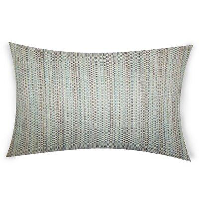 Hayman Lumbar Pillow Color: Turquoise