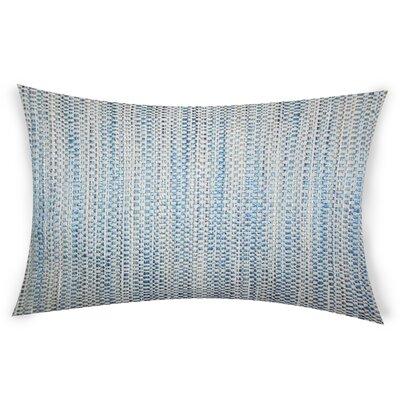 Hayman Lumbar Pillow Color: Blue