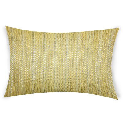 Hayman Lumbar Pillow Color: Yellow