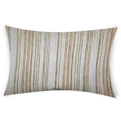 Haynie Lumbar Pillow Color: Turquoise